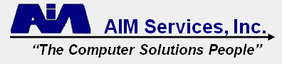AIM Services, Inc. Logo